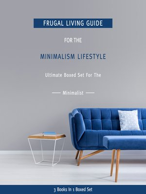 cover image of Frugal Living Guide for the Minimalism Lifestyle